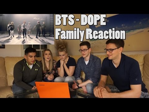 BTS - Dope (Fam React) MV Reaction