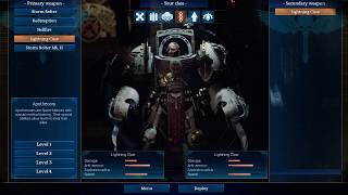 Space Hulk: Deathwing - Multiplayer Class Overview