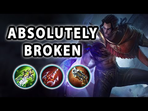 WOW! BRODY IS ABSOLUTELY INSANE (TUTORIAL & BUILD)   Mobile Legends