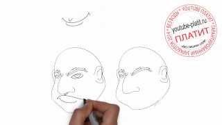 Как поэтапно нарисовать лицо человека(Как нарисовать человека поэтапно карандашом за короткий промежуток времени. Видео рассказывает о том,..., 2014-07-06T07:25:51.000Z)