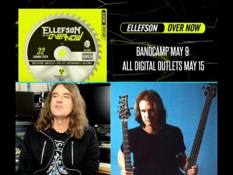 "Megadeth's David Ellefson releasest easer of Post Malone cover of ""Over Now"""