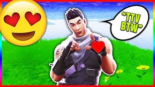 This Video Will Make You Love TTV Players in Fortnite...