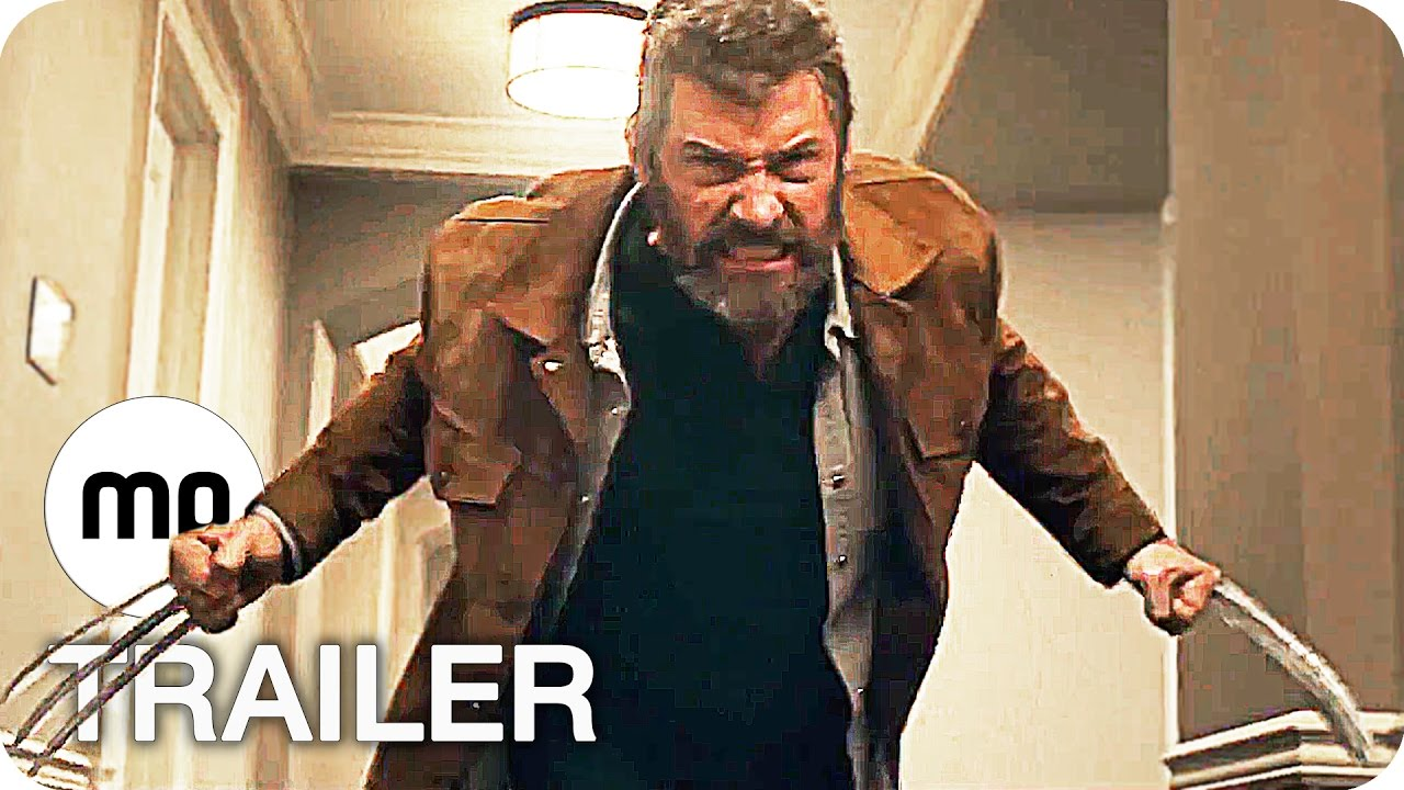 logan trailer 2 german deutsch 2017 the wolverine youtube. Black Bedroom Furniture Sets. Home Design Ideas