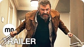 LOGAN Trailer 2 German Deutsch (2017) The Wolverine