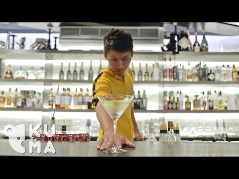 The 'Bruce Lee Of Bartending' Will Get You Drunk, Blow Your Mind | HuffPost Life