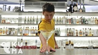 The Bruce Lee of Bartending - World's Greatest Flair Bartender