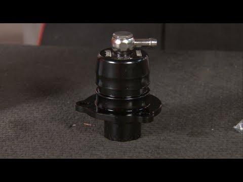 Focus ST Turbosmart Dual Port Blow Off Valve 2013-2016 Installation
