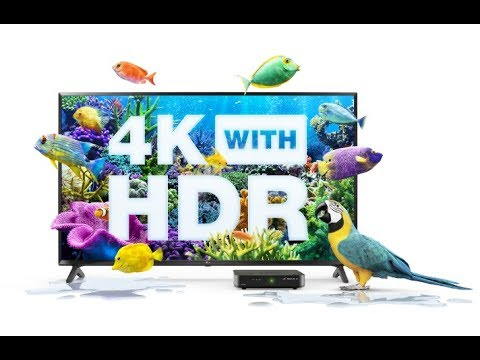 TELUS | Introducing 4K HDR on Optik TV®