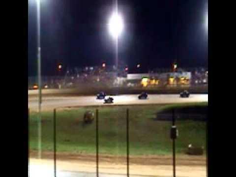Hobby Stock 4 Cyl.  Class Lake Ozark Speedway 4-25