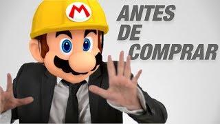 Super Mario Maker 2 - Antes De Comprar