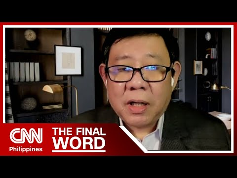 Lawmaker: Political alliances forming to support Sara Duterte | The Final Word