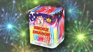 Winda Fireworks - Smoke Dragon