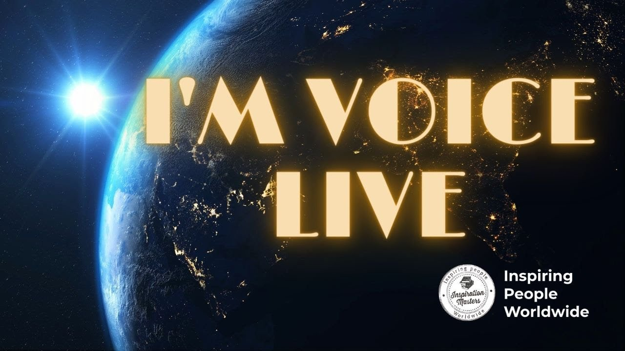 I'M Voice Live Episode # 1 - Funnies Riddles - Sports -Technology - Video Games - How to read faster