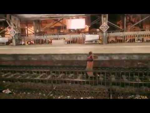 TRAIN ACCIDENT AT MARINE LINE