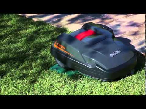 Robot de tonte oleo mac orion youtube for Robot de tonte husqvarna