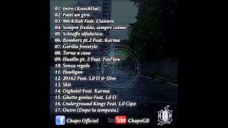09. Hustlin pt.2 Feat. FatFlow - 9th Block Mixtape - Chapo