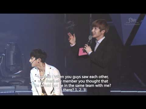 [ENG] First impression - EXO SHOWCASE in Seoul - HD