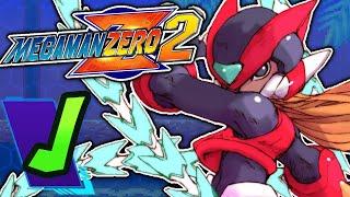 Mega Man Zero 2 Review