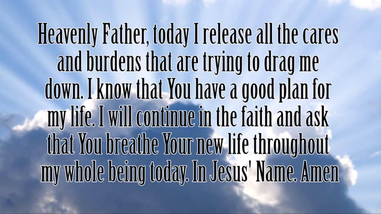 Daily Scripture - Living the Abundant Life