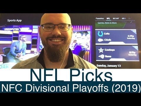 NFC Divisional Playoffs Picks () l NFL Football Betting Predictions | ATS, Pick'em & Vegas Odds