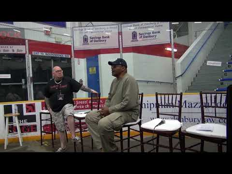 Ken Foree Panel at CT HorrorFest
