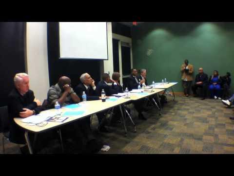 Wilmington School Choice heated debate part 1 of 3