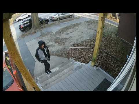 Pablo - Porch Pirate Fail