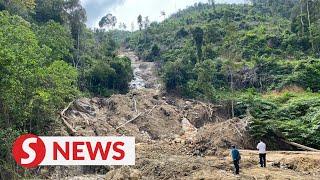 Tanjung Batu waterfall in Manjung still protected, says Perak environment committee chairman