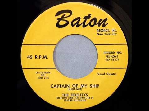 Captain Of My Ship -  Fidelitys