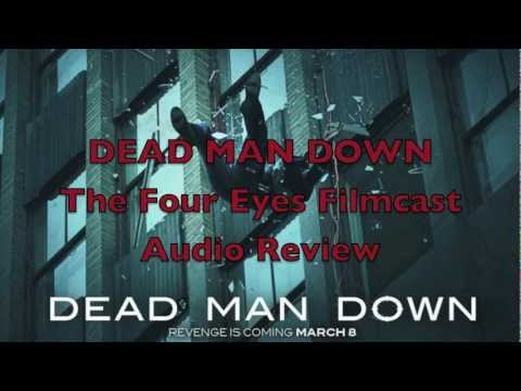 Dead Man Down Review - The Four Eyes Filmreviews