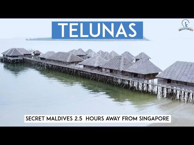 Telunas: Secret Maldives 2.5 Hours From Singapore