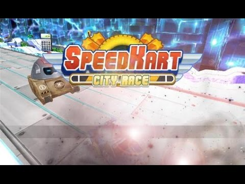 Speed Kart City Race 3D - Android GamePlay HD