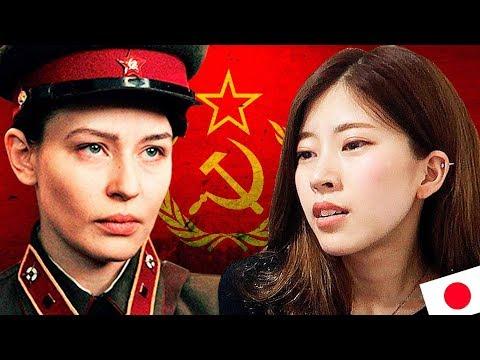 Реакция ЯПОНКИ на Полина Гагарина Кукушка. Иностранцы слушают русскую музыку. Polina Gagarina react