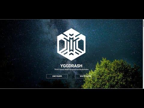 YGGDRASH ICO: THE NEXT 100X BLOCKCHAIN INFRASTRUCTURE ICO????