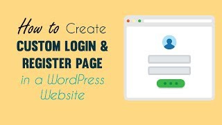 How to Create Custom Login & Register Page in a WordPress Site Mp3