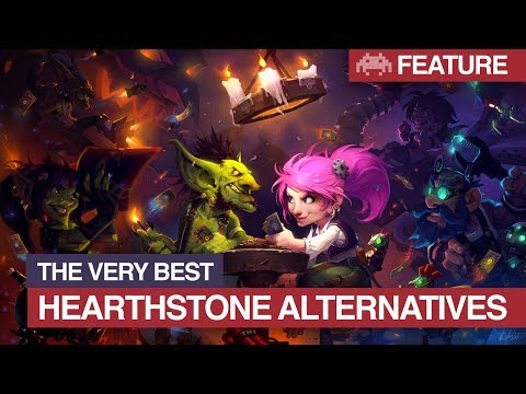 Hearthstone Alternatives For Lovers Of Card Games | CCGs