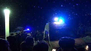 На месте страшного ДТП в ХМАО продолжают работу спасатели