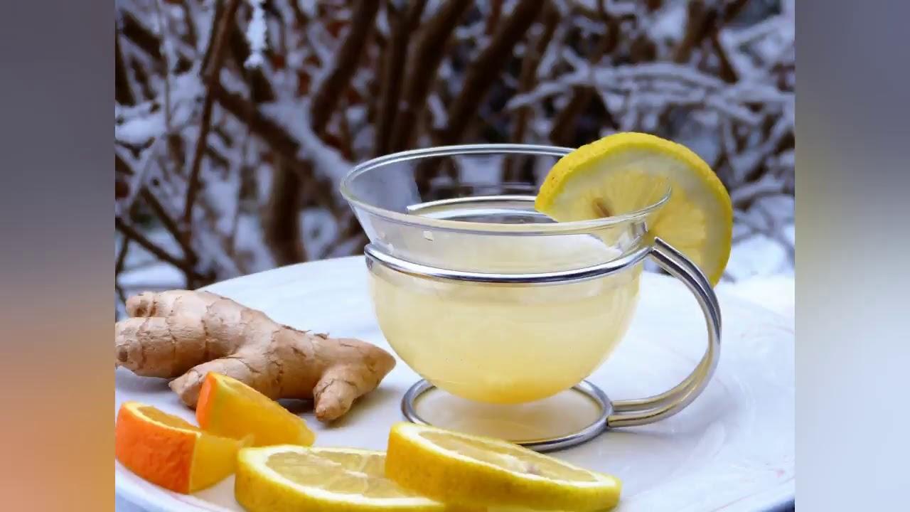 Имбирь и Лимон - Какая Польза для иммунитета!