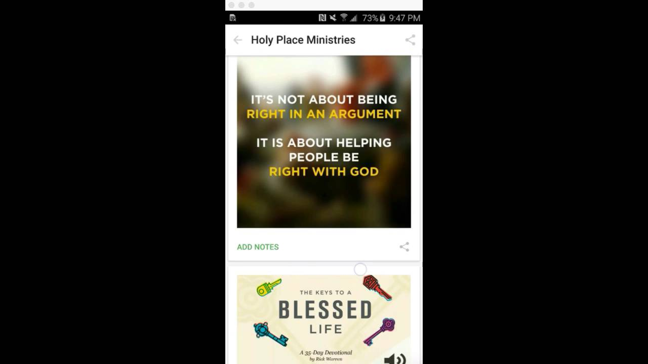 YouVersion Events – River of Life Church