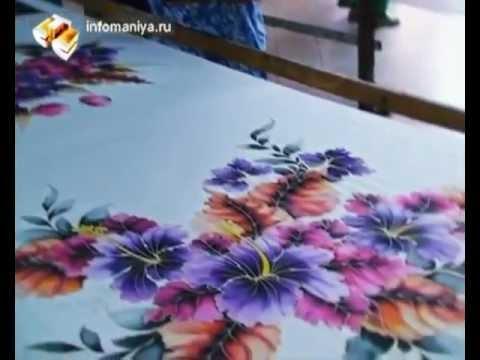Печать на натуральных тканях.mp4