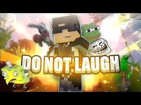 Minecraft DO NOT LAUGH | COOKED HAM HAM HAMTARO?!