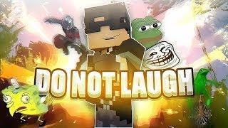 Minecraft DO NOT LAUGH   COOKED HAM HAM HAMTARO?!