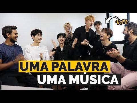 UMA PALAVRA UMA MÚSICA feat VAV I 8