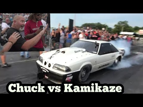 Death Trap Chuck vs Kamikaze at Armageddon 5