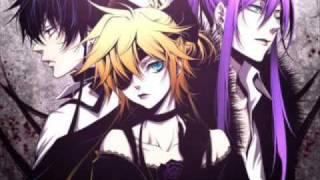 Gakupo Kaito & Len - Imitation Black