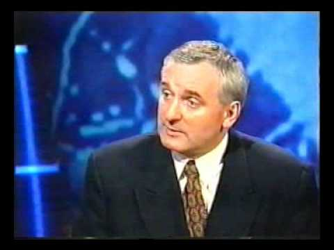 Omagh Bomb - Story Breaking on RTE News, August 1998 - Part 2