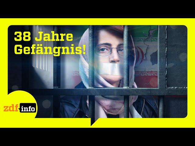 Irans tapferste Frau: Nasrin Sotudeh im Kampf für die Freiheit | ZDFinfo Doku