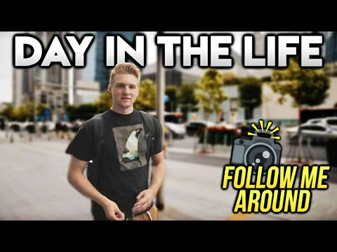 DAY IN THE LIFE OF A DROPOUT ENTREPRENEUR - Travel With Me