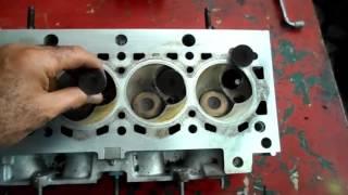 Problème courroie de distribution cassée.mecanique mokhtar مشكلة فى حزام او سير المحرك