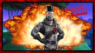 Explosive Only Challenge FAIL again | Fortnite: Battle Royale